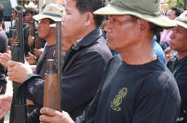 Thailand-Cambodia Border Uneasy Calm After Clashes
