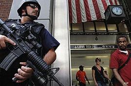 Security in US Heightened on 9/11 Anniversary