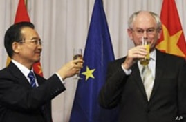 EU, China Cannot Agree on Currency Measures
