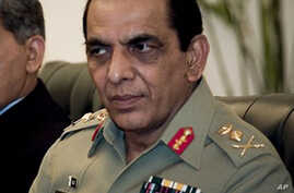Pakistani Army Chief Dismisses Coup Rumors