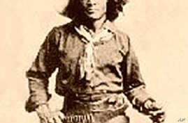 Sharpshooter Nate Love, who was known as Deadwood Dick, is regarded as the greatest black cowboy of the early American West.