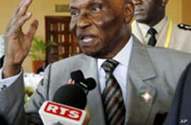 Senegalese Debate Whether President Too Old For Third Term