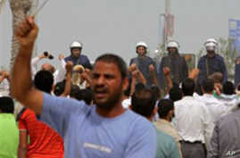 Demonstrations Intensify in Several Arab Countries