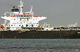 Pirates Seize Oil Tanker with $200 Million of Crude