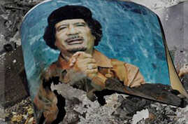 Conflicting Reports From Libya on Capture of Gadhafi Son