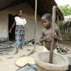 UNICEF Appeals for Children and Women in Ivory Coast