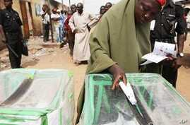Nigerian Presidential Vote 'Rigged,' Says Opposition Offic