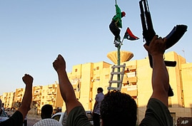 Tripoli: Fighting Empties the Seaside Capital