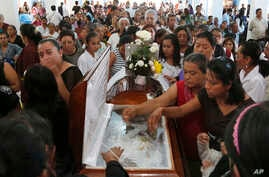 Mexico Mexico Priests Killed