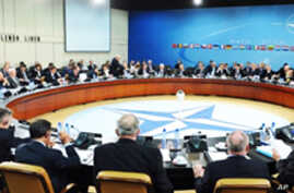 NATO Considers Options for Humanitarian Intervention in Libya