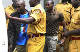 Uganda Sentences 2 For Al-Shabab Bombings
