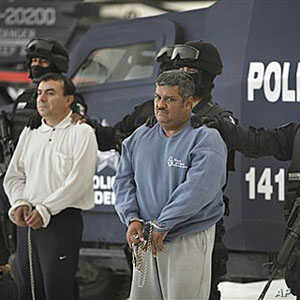 Mexican Police Capture Alleged Zetas Drug Gang Boss