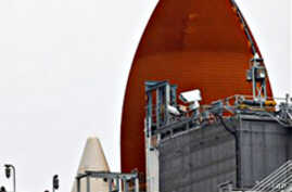 Space Shuttle Discovery  to Carry Robot on Final Mission