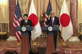 Kerry Travels to Asia as Japan Moves Closer to Russia, India