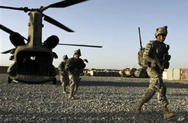 Afghan, NATO Forces Launch Anti-Taliban Air-and-Ground Push in Kandahar