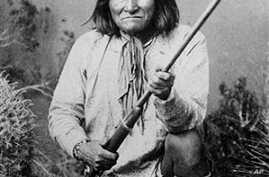 'Geronimo' Code Name for bin Laden Mission Upsets Native Americans