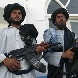 Afghan Taliban Ready to Negotiate War's End