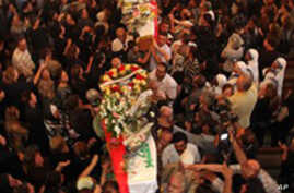 Baghdad Commander Detained, Church Attack Victims Mourned