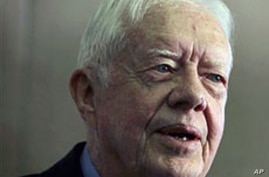 Jimmy Carter: Religion Overemphasized in Republican Presidential Race
