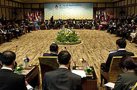 ASEAN Cites Progress on N. Korea, South China Sea