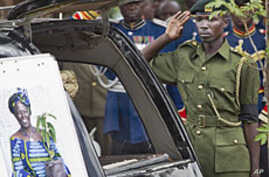 Kenya Says Final Goodbye to Wangari Maathai