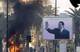 Tunisian President Flees Country Amid Unrest
