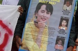 Burma Voting Ends Amid Growing Criticism