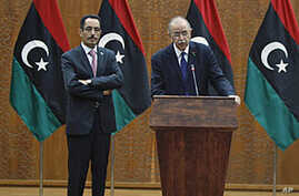 Libyan Militia Leaders, Oil Execs Appointed in New Cabinet
