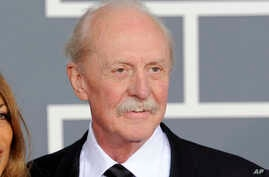 FILE - Butch Trucks at the 54th annual Grammy Awards in Los Angeles, Feb. 12, 2012.