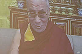 Dalai Lama Criticizes 'Immoral' Chinese Censorship