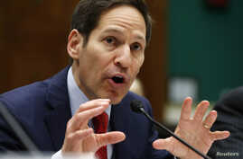 FILE - U.S. Centers for Disease Control and Prevention (CDC) Director Tom Frieden.