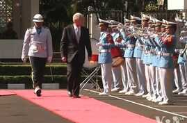 US Bolsters Asian Militaries in Face of China's Growth