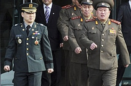 Koreas Hold First Military Talks Since Island Attack