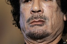 Libyans Celebrate Death of Gadhafi
