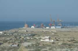 Gwadar Port and under construction projects