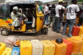 Nigeria Moving to Drop Fuel Subsidy, Trade Unions Object