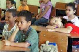Libyan Children Struggle to Cope With Conflict