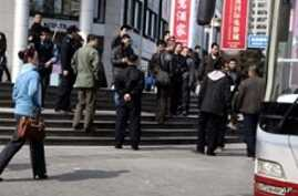 China Breaks Up Christian Worship Services
