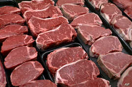Overeating or not eating enough of 10 specific foods and nutrients contributes to nearly half of U.S. deaths from heart disease, strokes and diabetes, a study suggests. Red meat consumption, it said, should be strictly limited.