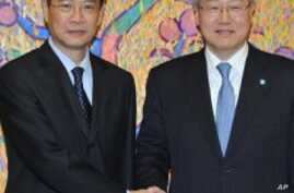 China, South Korea Hold Talks on North