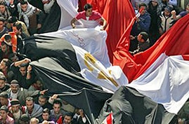 A Week After Mubarak's Ouster, Most Egyptians Are Jubilant