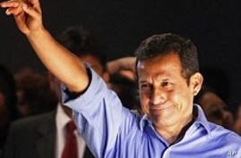 Humala Claims Victory in Peru's Tightly Contested Runoff Election