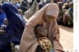 Somali refugees (Sep 09 file photo)