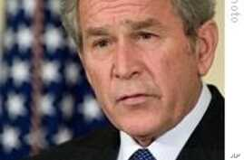 Bush Calls Afghanistan Mission 'Necessary for Peace'