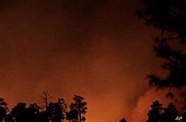 US Wildfire Moves Closer to Nuclear Lab