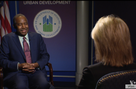 Plugged In with Greta Van Susteren interviews US Secretary of Housing and Urban Development Ben Carson at his office to discuss  legacy of  late Rev. Martin Luther King Jr.