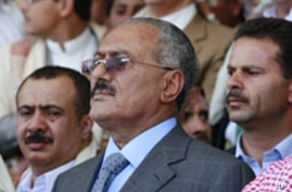 Yemeni President Vows to Stay, At Least 3 Dead in Protests