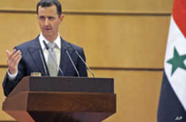 Syria's Assad Learns Lessons from Arab Spring, Recent History