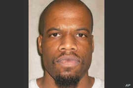 Clayton Lockett, who is scheduled to be executed on March 20, 2014 in the 1999 shooting death of Stephanie Nieman (Photo provided by the Oklahoma Department of Corrections)