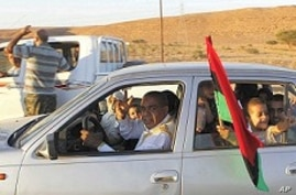 Residents Flee Libya's Bani Walid